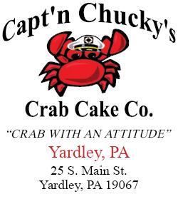 Captn Chuckys Crab Cake Co Yardley