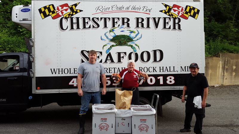captn chuckys and chester river seafood hardshell crabs